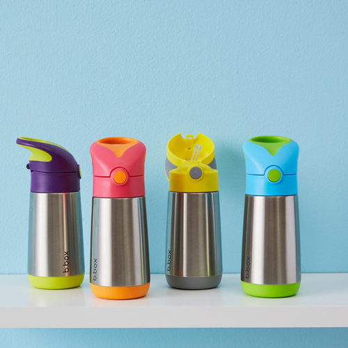 B.Box Insulated Drink Bottles - Various Colours