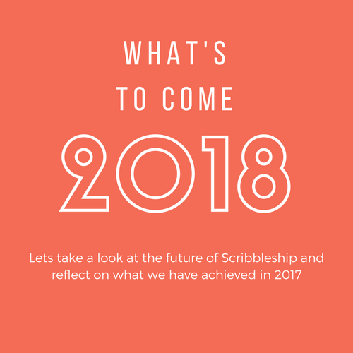 What's to come in 2018?