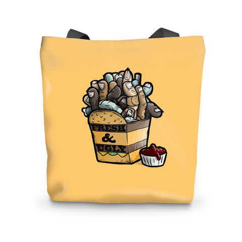 Finger Fries Tote