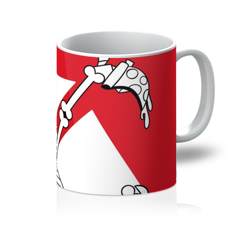 Pizza zone mug