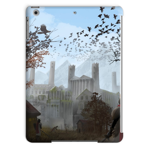 Castle farmer tablet case
