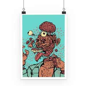 Imploded Load Poster