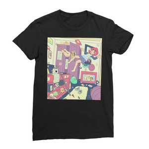 Women room t shirt