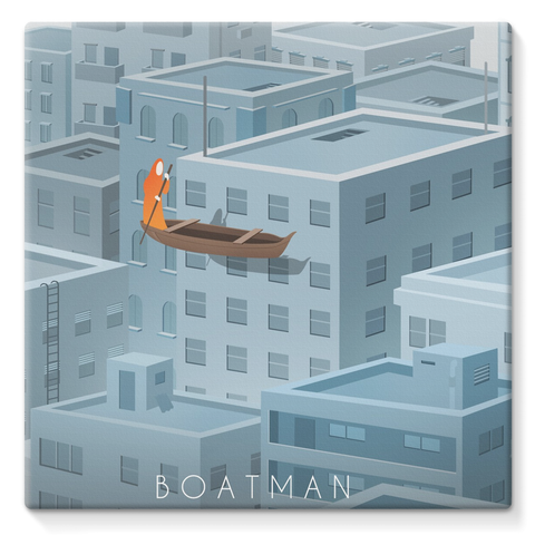 boatman eco-canvas