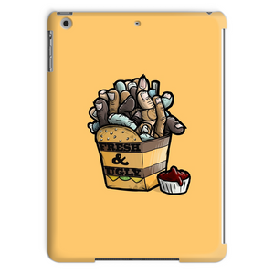 Finger Fries Tablet Case