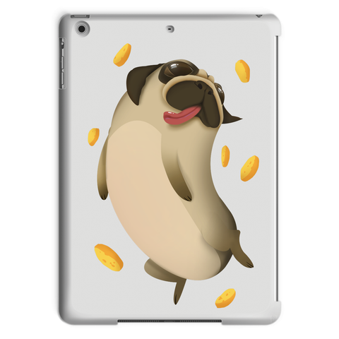 cute pug tablet case