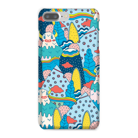 fun detailed phone case lost