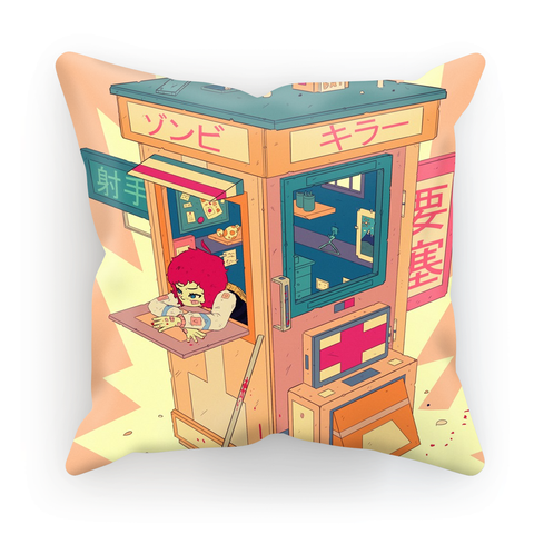 Little Fortress cushion
