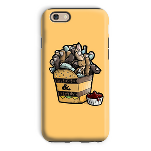 Finger Fries Phone Case