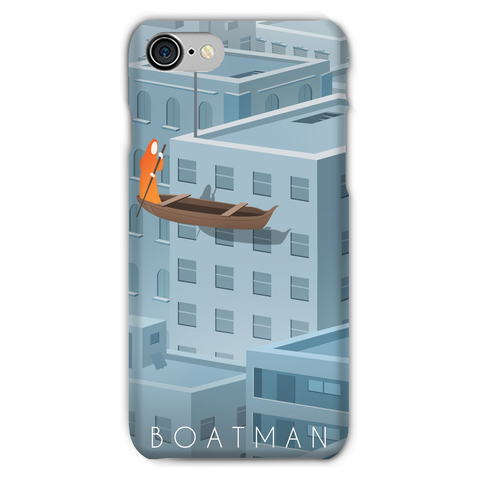 Boatman Phone Case