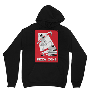Pizza skeleton jumper