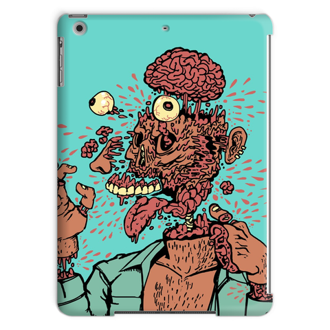 Imploded load tablet case