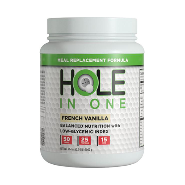 French Vanilla Meal Replacement