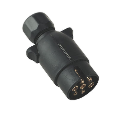 Sealey Towing Plug N-Type Plastic 12V