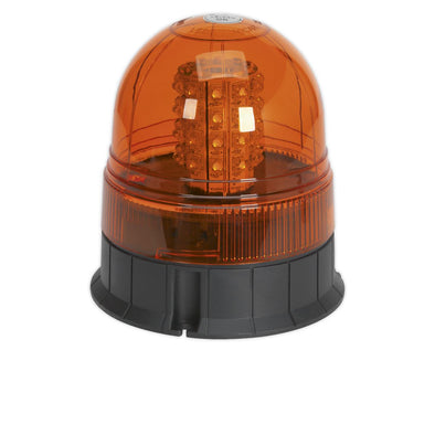 Sealey Warning Beacon 40 LED 12/24V 3 x Bolt Fixing