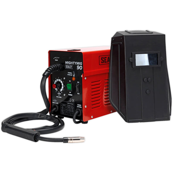 Sealey 90Amp Professional No-Gas Mig Welder 230V