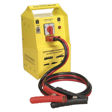 Sealey PowerStart Emergency Jump Starter 500hp Start 12/24V