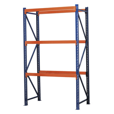 Sealey Heavy-Duty Shelving Unit with 3 Beam Sets 900kg Capacity Per Level
