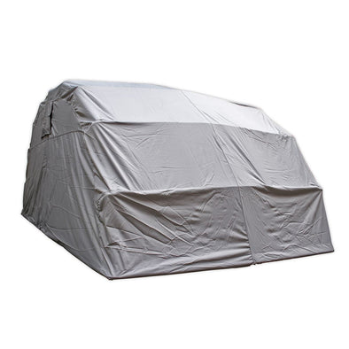 Sealey Vehicle Storage Shelter 2.7 x 5.5 x 2m