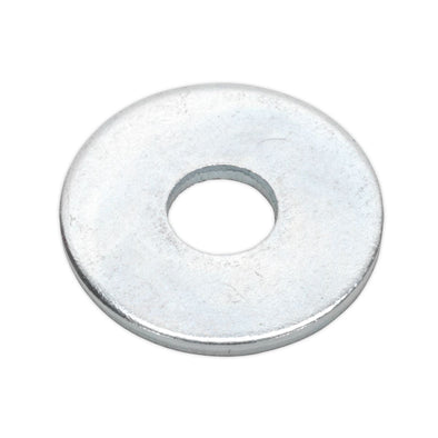 Sealey Repair Washer M6 x 19mm Zinc Plated Pack of 100