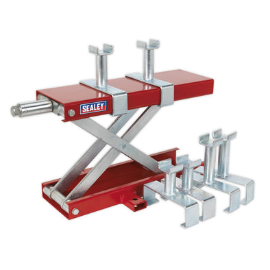 Sealey Scissor Stand for Motorcycles 300kg