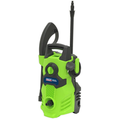 Sealey Pressure Washer 105bar with TSS 230V Hi-Vis Green