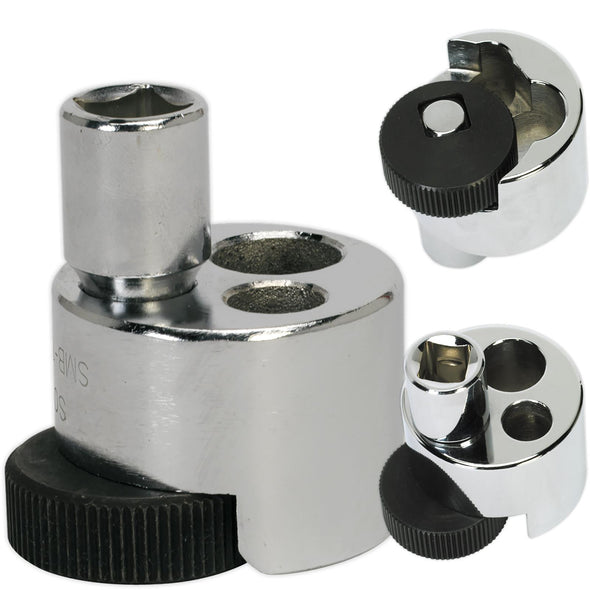 "Sealey 8-19mm 1/2"" Drive Stud Remover and Installer"