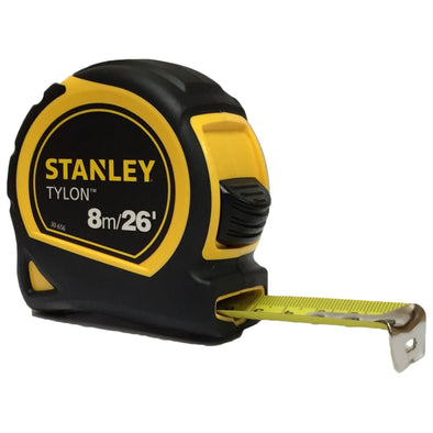 Stanley 8m Tylon Pocket Tape Measure