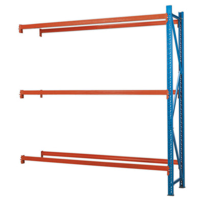 Sealey Two Level Tyre Rack Extension 200kg Capacity Per Level