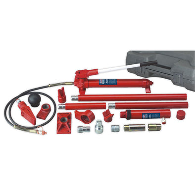 Sealey Hydraulic Body Repair Kit 10tonne SuperSnap® Type