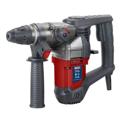 Sealey Rotary Hammer Drill SDS Plus 26mm 900W/230V