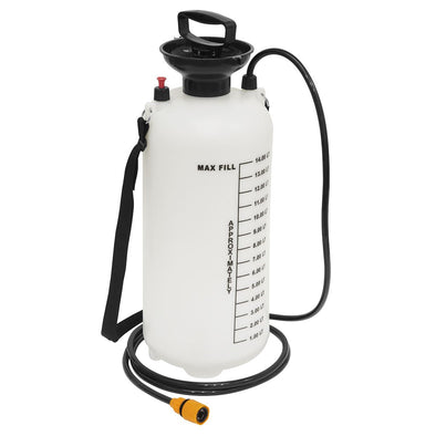 Worksafe by Sealey Dust Suppression Water Tank 14L