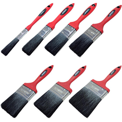 Amtech Soft Handle No Loss Paint Brushes 12-100mm
