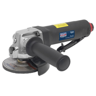 Sealey Premier Air Angle Grinder Ø100mm Composite Housing
