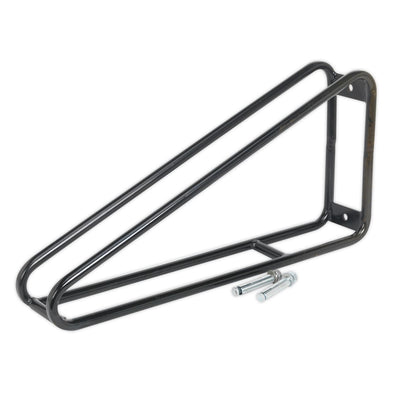 Sealey Bicycle Rack Wall Mounting - Front Wheel