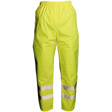 Silverline Hi-Vis Trousers Class I M-XL