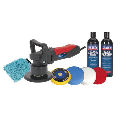 Sealey Ø150mm Pro Polishing & Compounding Kit 600W/230V