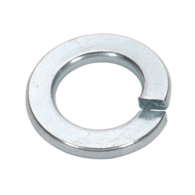 Sealey Spring Washer M10 Zinc Pack of 50