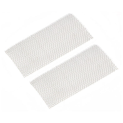Sealey Stainless Steel Wire Mesh - Pack of 2