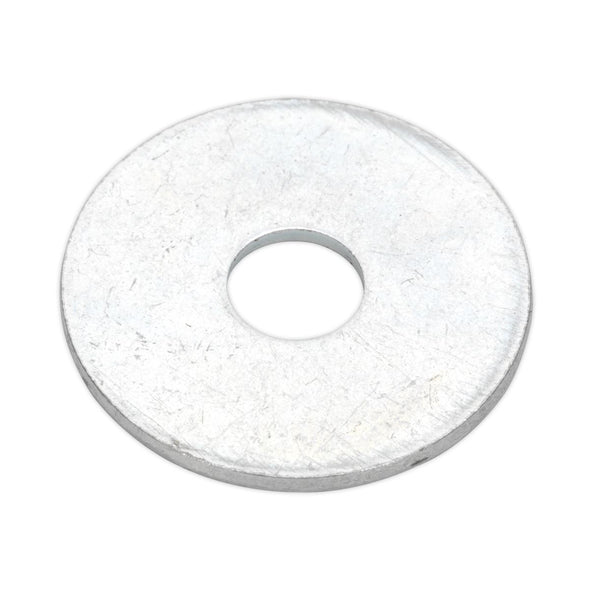 Sealey Repair Washer M10 x 30mm Zinc Plated Pack of 50