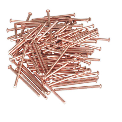 Sealey Stud Welding Nail 2.5 x 50mm Pack of 100