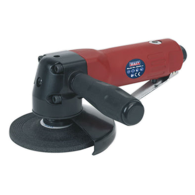 Sealey Air Angle Grinder Ø100mm Heavy-Duty