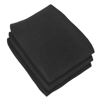 Sealey Foam Filter - Pack of 3