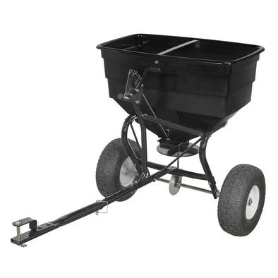 Sealey Broadcast Spreader 80kg Tow Behind