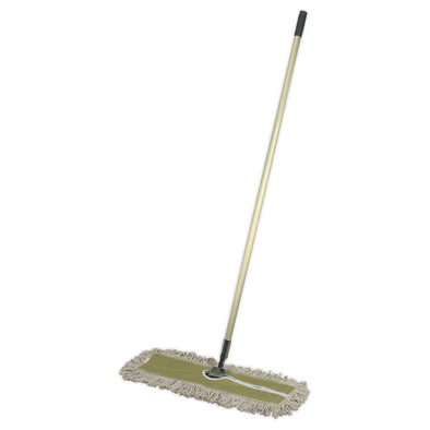 Sealey Floor Dust Sweeper 600mm