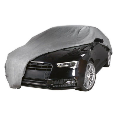 Sealey Premier All Seasons Car Cover 3-Layer - Extra-Large