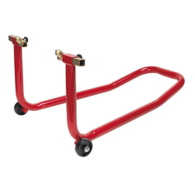 Sealey Universal Front Wheel Stand with Lifting Pin Supports