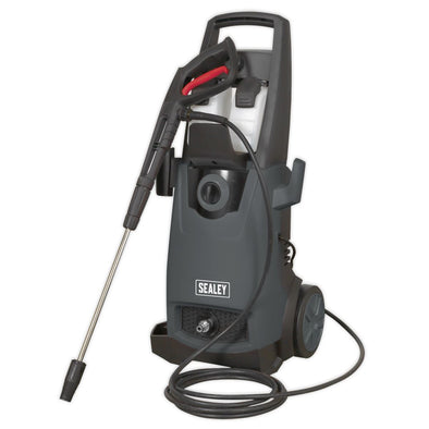 Sealey Pressure Washer 140bar with TSS & Rotablast® Nozzle 230V