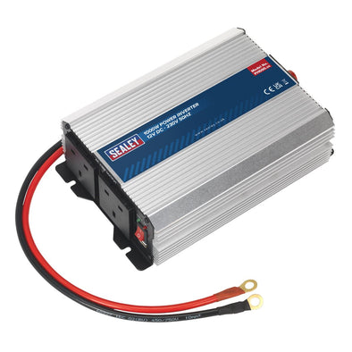 Sealey Power Inverter 1000W 12V DC - 230V 50Hz