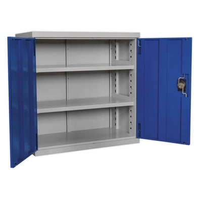 Sealey Premier Industrial Industrial Cabinet 2 Shelf 900mm